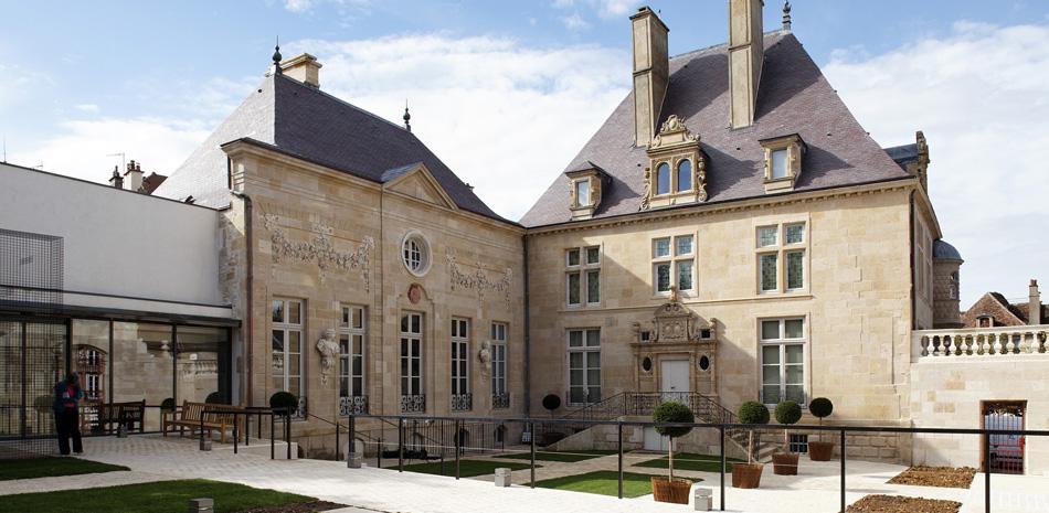 Maison des Lumières Denis Diderot, Langres