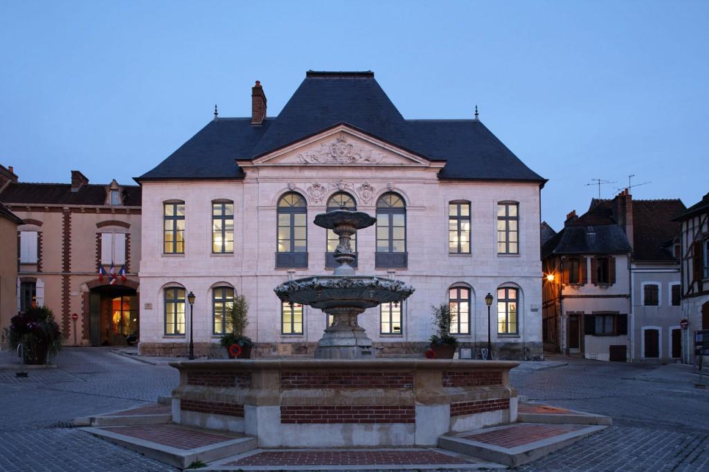 Médiathèque, Joigny
