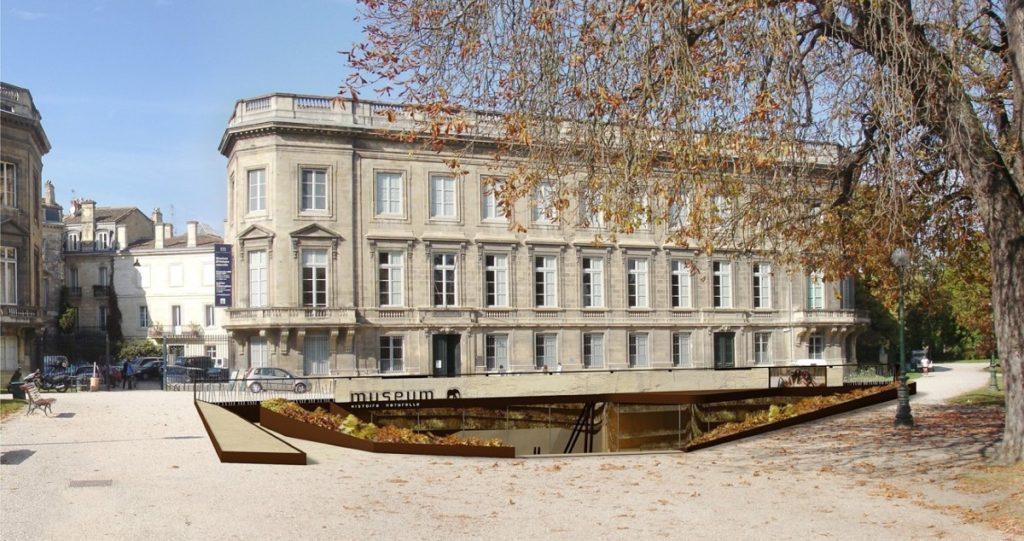 Muséum d'histoire naturelle, Bordeaux