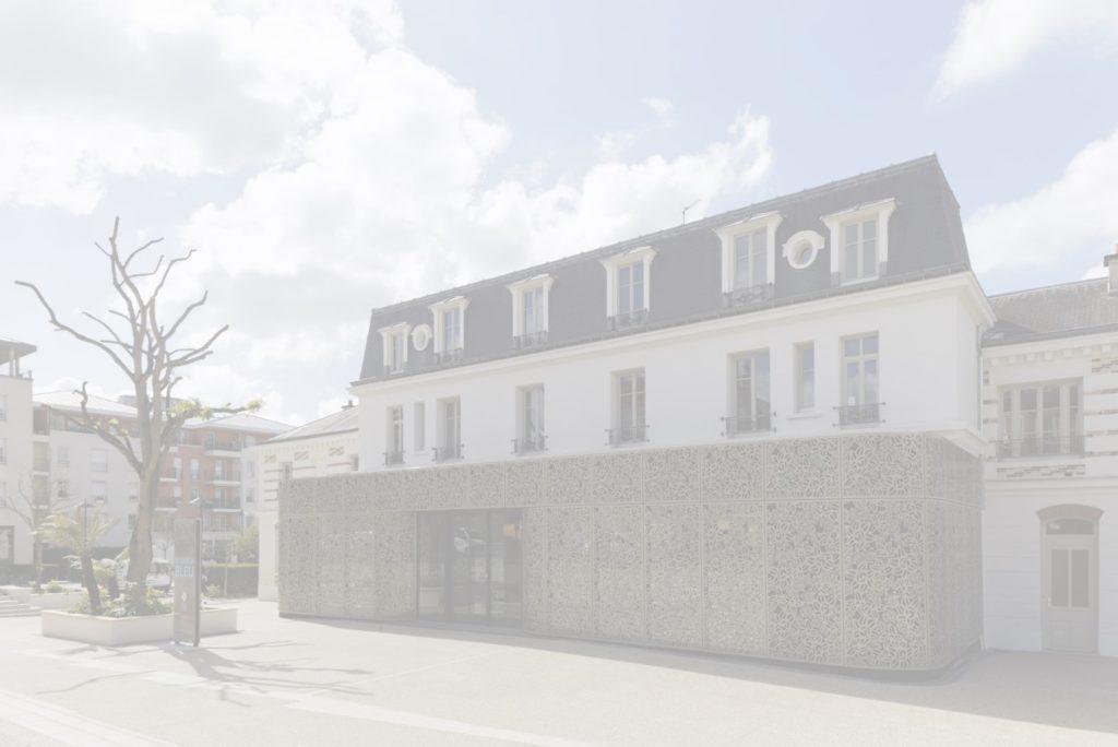 Médiathèque Tomi Ungerer, Brunoy